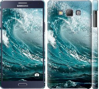 Чехол на Samsung Galaxy A7 A700H Морская волна