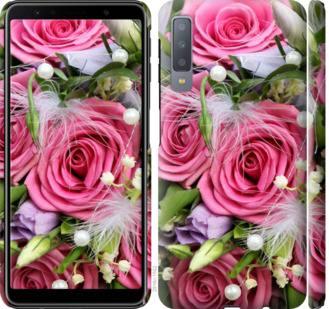 Чехол на Samsung Galaxy A7 (2018) A750F Нежность