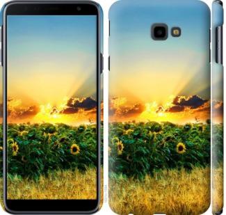Чехол на Samsung Galaxy J4 Plus 2018 Украина