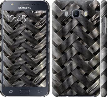 Чехол на Samsung Galaxy J7 (2016) J710F Металлические фоны