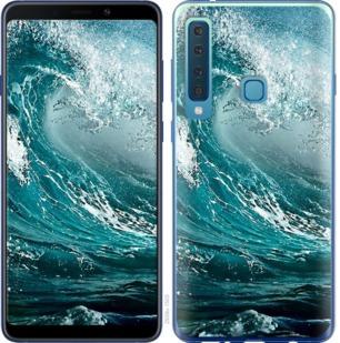 Чехол на Samsung Galaxy A9 (2018) Морская волна
