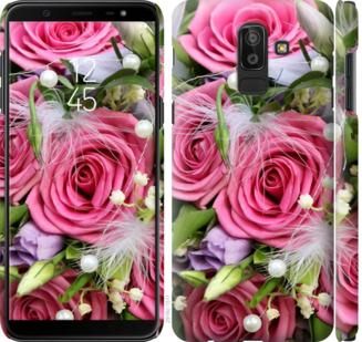 Чехол на Samsung Galaxy J8 2018 Нежность