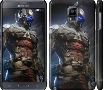 Чехол на Samsung Galaxy Note 4 N910H Рыцарь