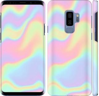 Чехол на Samsung Galaxy S9 Plus пастель