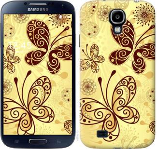 Чехол на Samsung Galaxy S4 i9500 Красивые бабочки