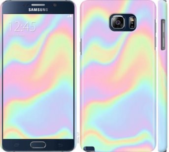 Чехол на Samsung Galaxy Note 5 N920C пастель