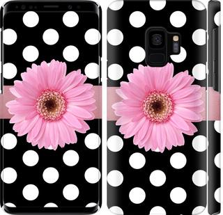 Чехол на Samsung Galaxy S9 Горошек 2