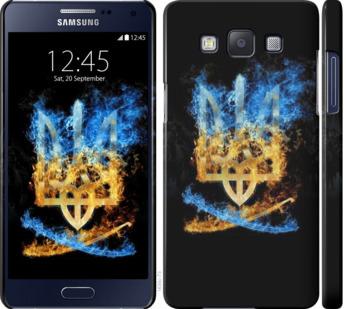 Чехол на Samsung Galaxy A5 A500H Герб