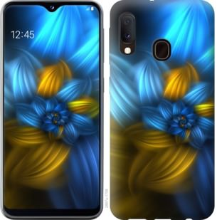 Чехол на Samsung Galaxy A20e A202F Узор 46