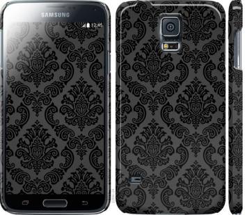 Чехол на Samsung Galaxy S5 g900h Винтажный узор