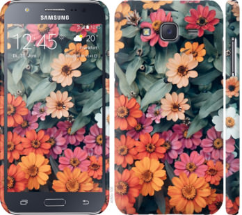Чехол на Samsung Galaxy J5 (2015) J500H Beauty flowers