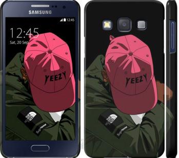 Чехол на Samsung Galaxy A3 A300H logo de yeezy