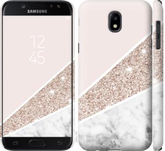 Чехол на Samsung Galaxy J5 J530 (2017) Пастельный мрамор