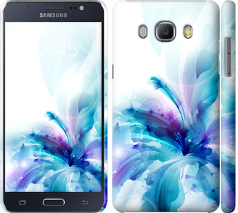 Чехол на Samsung Galaxy J5 (2016) J510H цветок