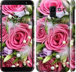 Чехол на Samsung Galaxy J6 2018 Нежность