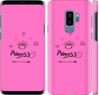 Чехол на Samsung Galaxy S9 Plus Princess