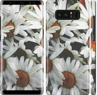 Чехол на Samsung Galaxy Note 8 Ромашки v2