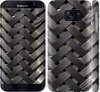 Чехол на Samsung Galaxy S7 G930F Металлические фоны