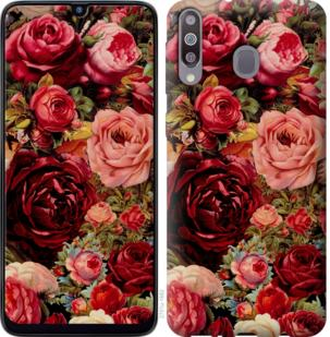 Чехол на Samsung Galaxy M30 Цветущие розы