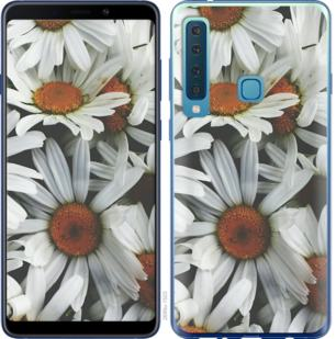 Чехол на Samsung Galaxy A9 (2018) Ромашки v2