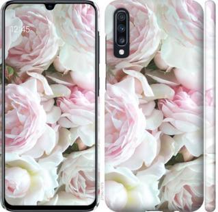 Чехол на Samsung Galaxy A70 2019 A705F Пионы v2