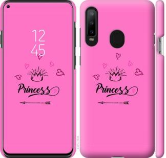 Чехол на Samsung Galaxy A8S Princess