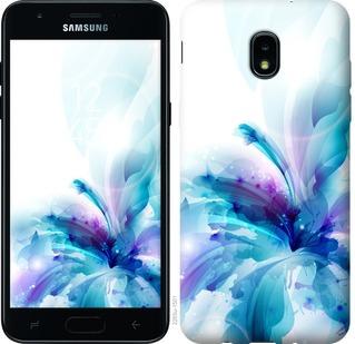 Чехол на Samsung Galaxy J3 2018 цветок