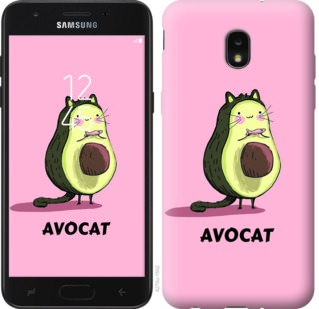 Чехол на Samsung Galaxy J7 2018 Avocat
