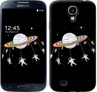 Чехол на Samsung Galaxy S4 i9500 Лунная карусель