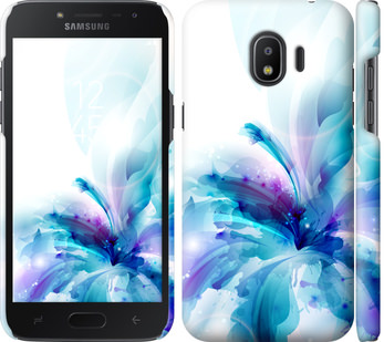 Чехол на Samsung Galaxy J2 2018 цветок