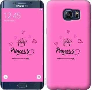 Чехол на Samsung Galaxy S6 Edge Plus G928 Princess