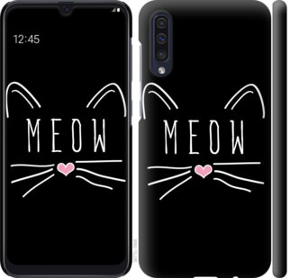 Чехол на Samsung Galaxy A50 2019 A505F Kitty