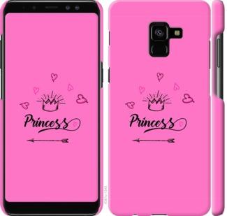 Чехол на Samsung Galaxy A8 Plus 2018 A730F Princess
