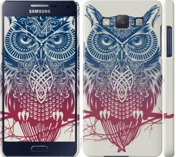 Чехол на Samsung Galaxy A5 A500H Сова 2