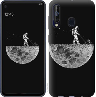 Чехол на Samsung Galaxy A60 2019 A606F Moon in dark