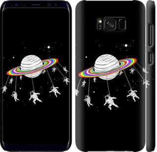 Чехол на Samsung Galaxy S8 Plus Лунная карусель