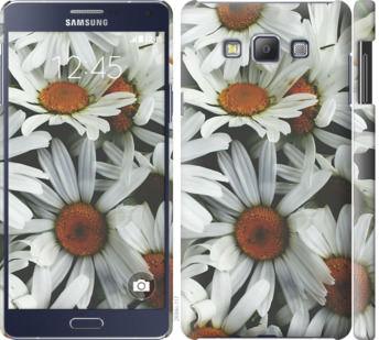 Чехол на Samsung Galaxy A7 A700H Ромашки v2