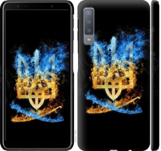 Чехол на Samsung Galaxy A7 (2018) A750F Герб