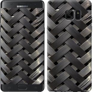 Чехол на Samsung Galaxy Note 7 Duos N930F Металлические фоны