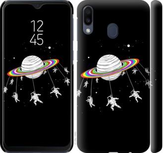 Чехол на Samsung Galaxy M20 Лунная карусель