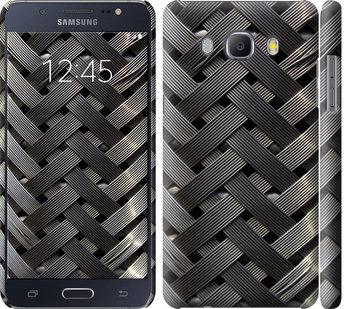 Чехол на Samsung Galaxy J5 (2016) J510H Металлические фоны