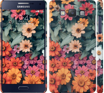 Чехол на Samsung Galaxy A5 A500H Beauty flowers