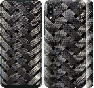 Чехол на Samsung Galaxy M10 Металлические фоны