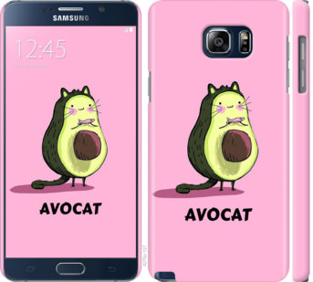 Чехол на Samsung Galaxy Note 5 N920C Avocat