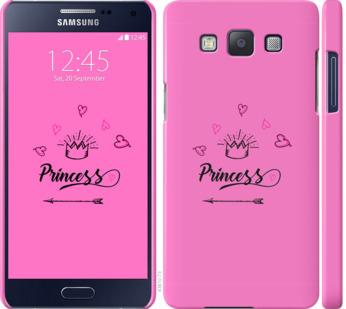 Чехол на Samsung Galaxy A5 A500H Princess