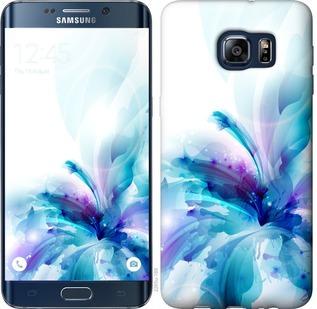 Чехол на Samsung Galaxy S6 Edge Plus G928 цветок