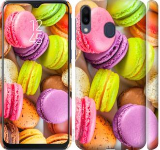 Чехол на Samsung Galaxy M20 Макаруны