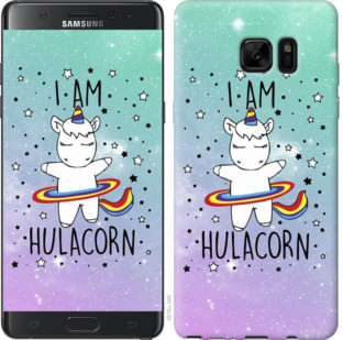 Чехол на Samsung Galaxy Note 7 Duos N930F Im hulacorn