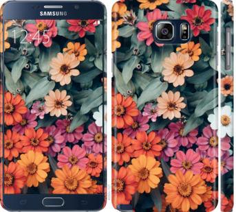 Чехол на Samsung Galaxy Note 5 N920C Beauty flowers