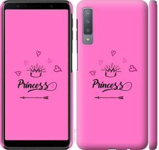 Чехол на Samsung Galaxy A7 (2018) A750F Princess